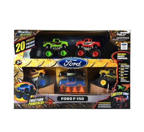 Ford Friction Switch'Em 20 Piece Super Set