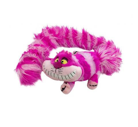"""DISNEY PLUSH CHESHIRE CAT LONG TAIL 12"""" X 42"""" (PRETICKETED)"""