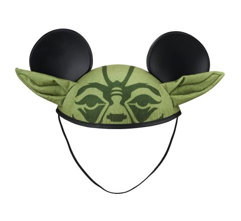 DISNEY STAR WARS YODA EAR HAT