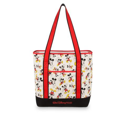 DISNEY MICKEY MOUSE LARGE CANVAS TOTE