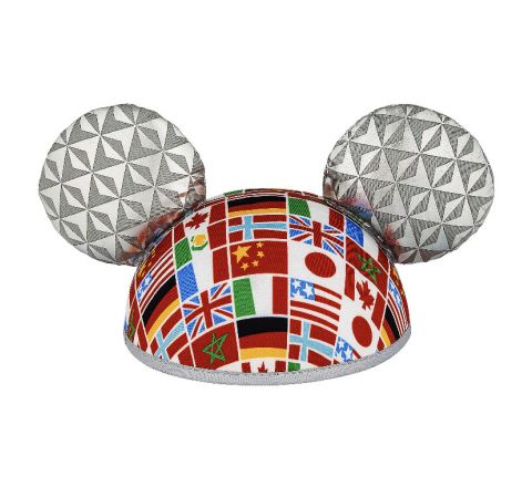 DISNEY FLAGS EAR HAT