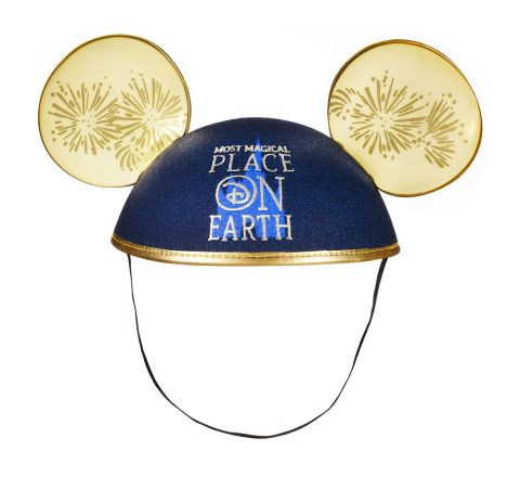 DISNEY CASTLE EAR HAT