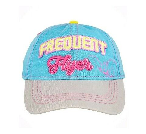 DISNEY DUMBO FREQUENT FLYER BASEBALL CAP