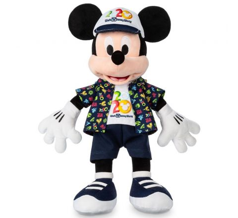 "DISNEY PLUSH 16"" MICKEY 2020 DISNEYWORLD"