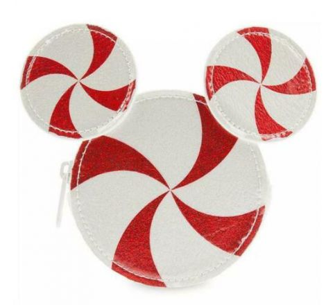 DISNEY MICKEY PEPPERMINT POUCH (PRETICKETED)