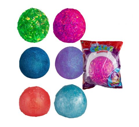 ORB ODDITEEZ™ SLIMIBALLZ XTREME ASSORTMENT