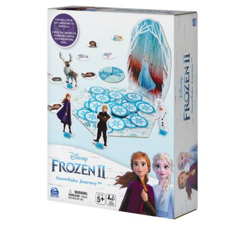 SPIN MASTER FROZEN 2 SNOWFLAKE JOURNEY MATCHING GAME
