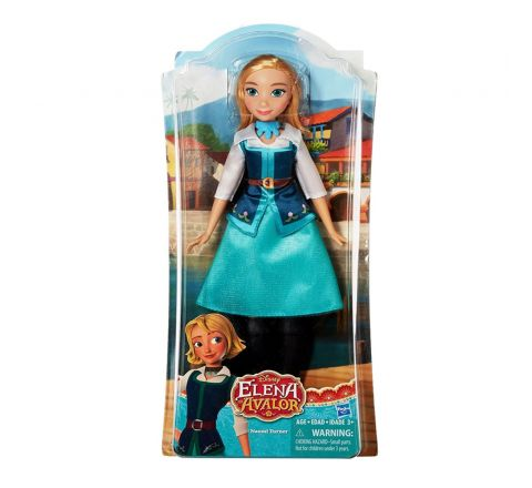 Hasbro Disney Princess Elena Avalor Naomi
