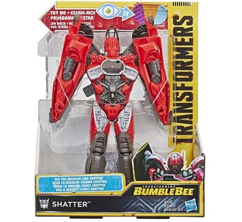 HASBRO TRANSFORMERS MISSION VISION SHATTER